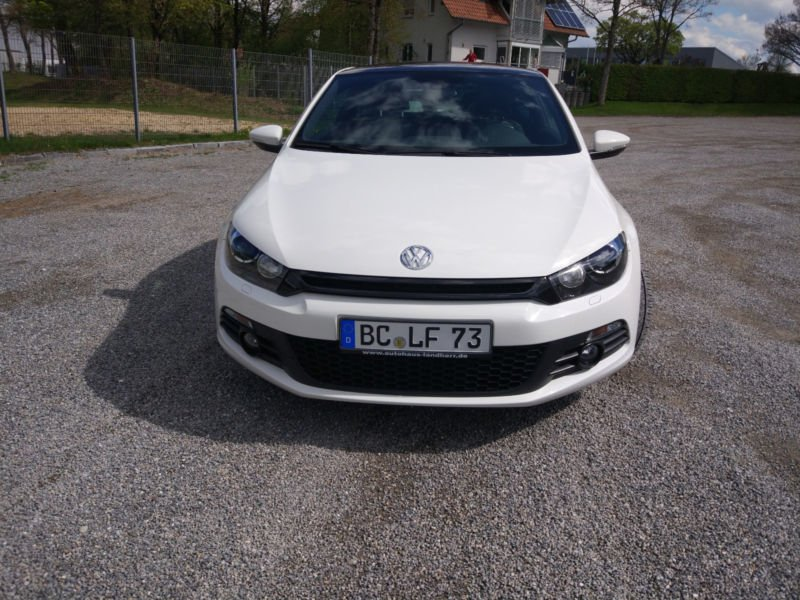 verkauft vw scirocco 2 0 tsi life gebraucht 2013 km in waldburg. Black Bedroom Furniture Sets. Home Design Ideas