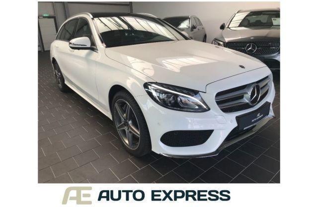 Verkauft Mercedes C300 T 9g Tronic Amg Gebraucht 2018 3307 Km In