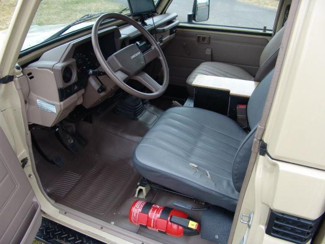 verkauft toyota land cruiser hzj 75 4x gebraucht 1997. Black Bedroom Furniture Sets. Home Design Ideas