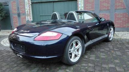 verkauft porsche boxster s gebraucht 2005 km in delbr ck. Black Bedroom Furniture Sets. Home Design Ideas