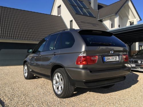 verkauft bmw x5 gebraucht 2003 km in markt. Black Bedroom Furniture Sets. Home Design Ideas