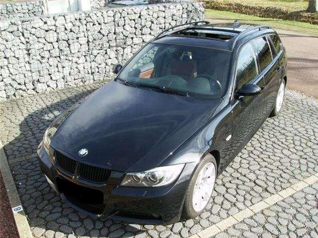 verkauft bmw 320 3er touring gebraucht 2006 km in rinnthal. Black Bedroom Furniture Sets. Home Design Ideas