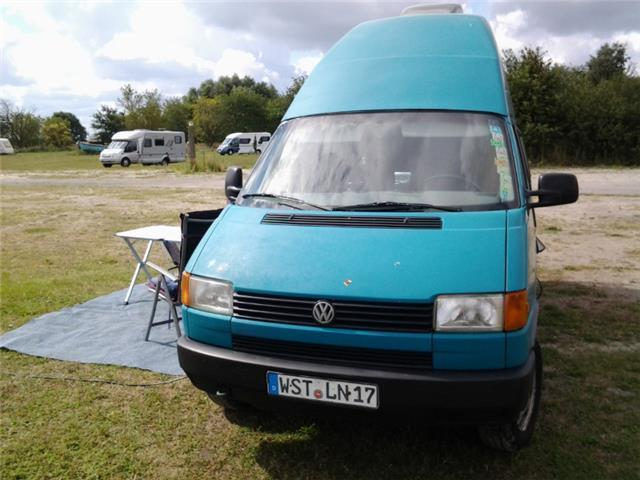 verkauft vw t4 doka gebraucht 1991 km in beeskow autouncle. Black Bedroom Furniture Sets. Home Design Ideas