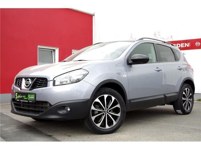 verkauft nissan qashqai 360 allrad aut gebraucht 2013 km in dresden. Black Bedroom Furniture Sets. Home Design Ideas