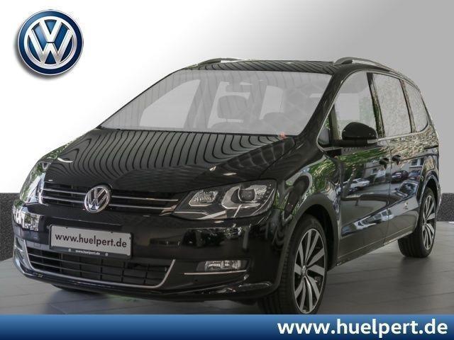 gebraucht VW Sharan Sharan Highline BlueMotion Technology 2.0 l TDI