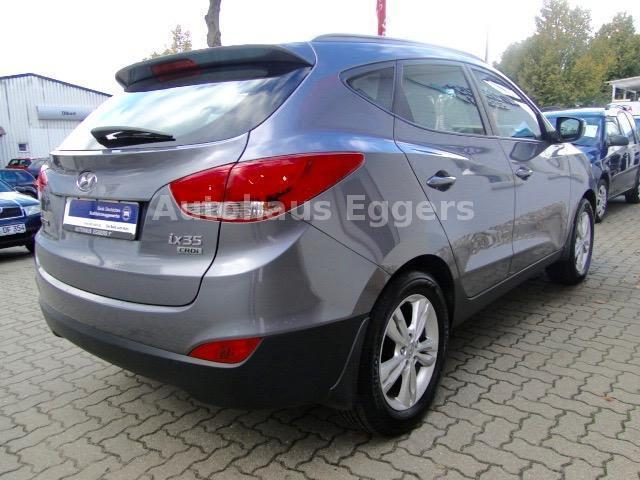verkauft hyundai ix35 1 7 crdi 2wd kli gebraucht 2012 km in bad segeberg. Black Bedroom Furniture Sets. Home Design Ideas