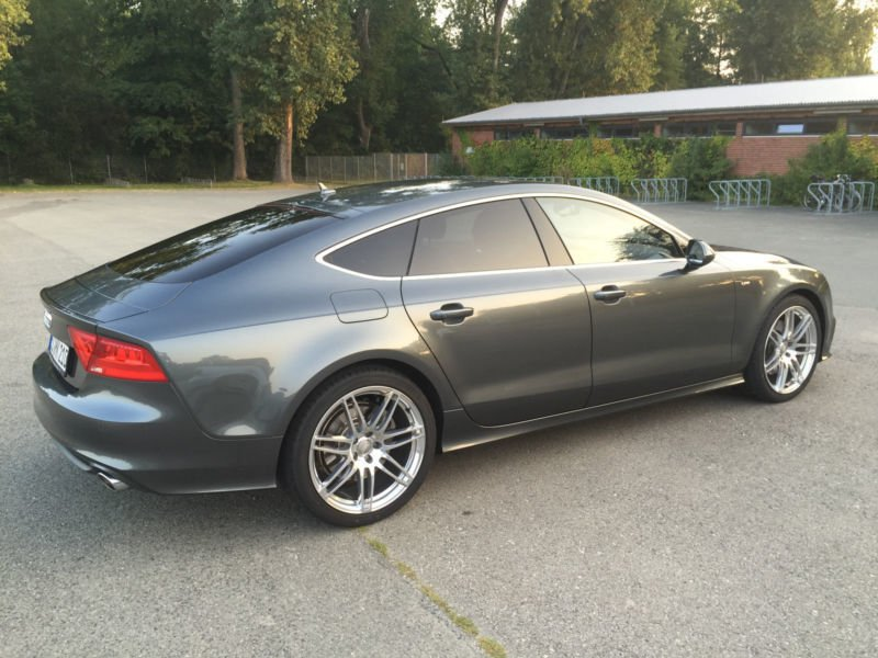 gebraucht 3 0 tdi quattro s line sehr gepflegt audi a7 2012 km in nordheim. Black Bedroom Furniture Sets. Home Design Ideas