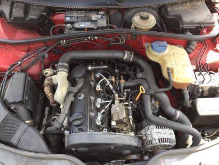Verkauft Vw T3 Passat 3b Mit Afn Motor Gebraucht 1997