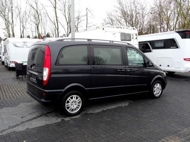 verkauft mercedes viano vito 109 cdi m gebraucht 2007 km in freital. Black Bedroom Furniture Sets. Home Design Ideas