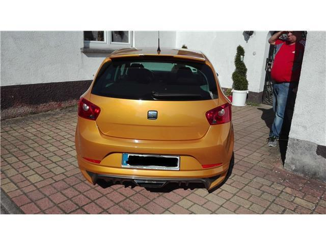 verkauft seat ibiza 1 2 tsi sport gebraucht 2011 km in muggensturm. Black Bedroom Furniture Sets. Home Design Ideas