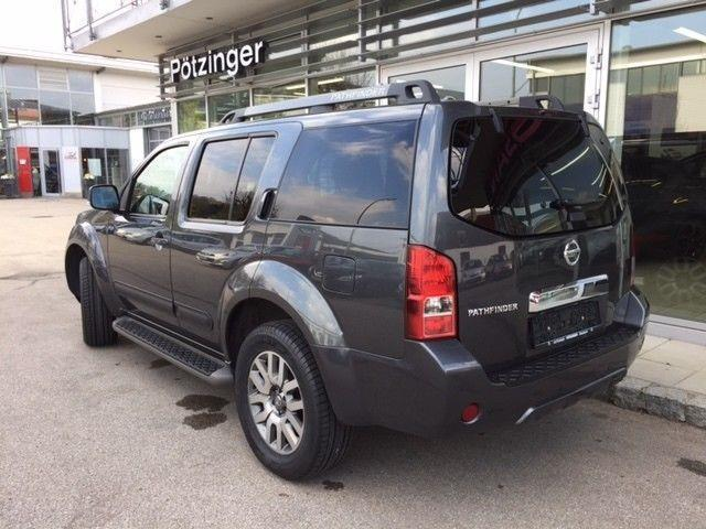 verkauft nissan pathfinder 2 5 dci le gebraucht 2011 km in miesbach. Black Bedroom Furniture Sets. Home Design Ideas