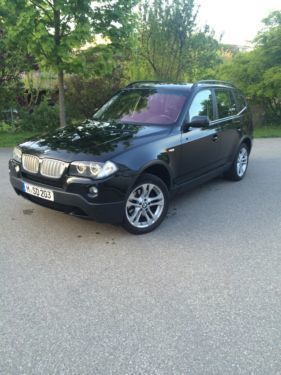 verkauft bmw x3 3 0 sd gebraucht 2006 km in am hart. Black Bedroom Furniture Sets. Home Design Ideas