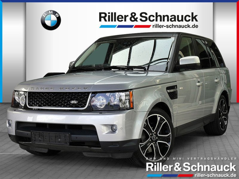verkauft land rover range rover sport gebraucht 2013 km in traunstein. Black Bedroom Furniture Sets. Home Design Ideas