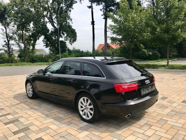 verkauft audi a6 avant 3 0 tdi quattro gebraucht 2012 km in blankenburg. Black Bedroom Furniture Sets. Home Design Ideas