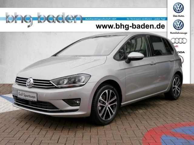 verkauft vw golf sportsvan allstar 1 2 gebraucht 2017 1 km in reutlingen. Black Bedroom Furniture Sets. Home Design Ideas