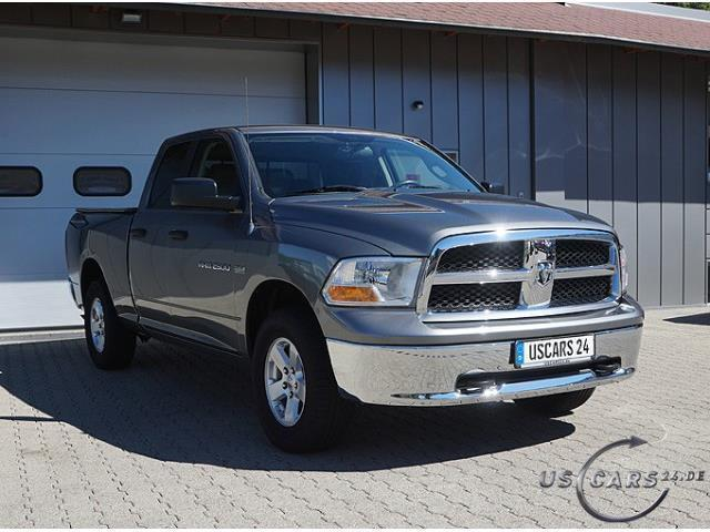verkauft dodge ram slt hemi 5 7l 4x4 gebraucht 2009 km in wuppertal. Black Bedroom Furniture Sets. Home Design Ideas