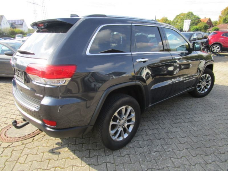 gebraucht 3 0 crd limited jeep grand cherokee. Black Bedroom Furniture Sets. Home Design Ideas