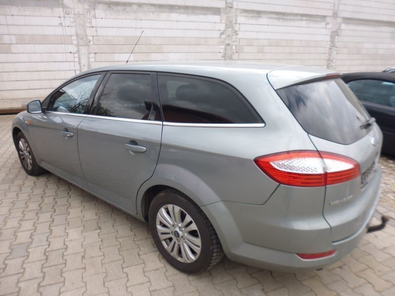 verkauft ford mondeo turnier titanium gebraucht 2008 km in hockenheim. Black Bedroom Furniture Sets. Home Design Ideas