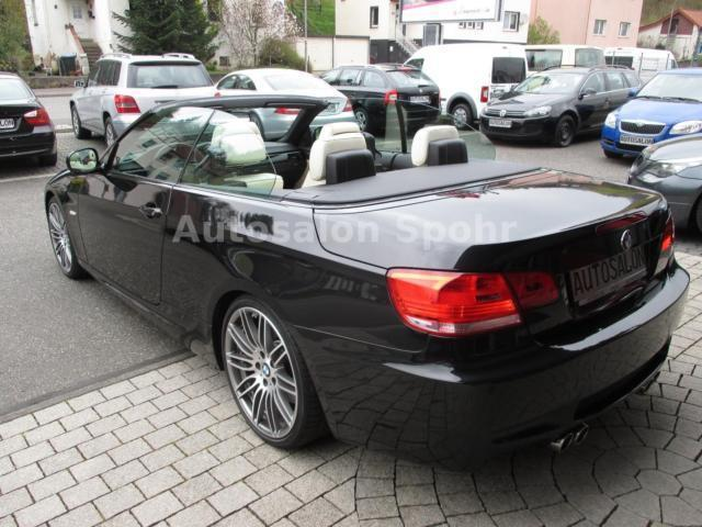 verkauft bmw 330 cabriolet i aut m sp gebraucht 2010. Black Bedroom Furniture Sets. Home Design Ideas