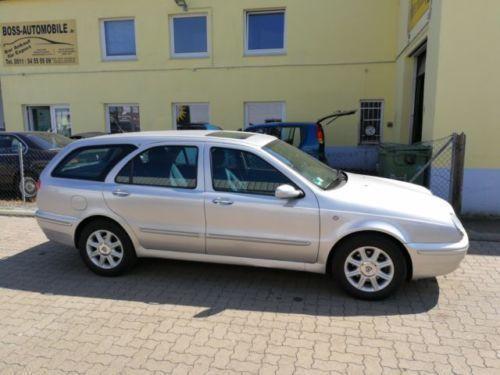 verkauft lancia lybra station wagon 1.8, gebraucht 2004, 190.000 km