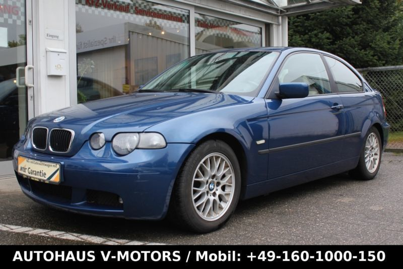verkauft bmw 320 td compact sportpak gebraucht 2002 km in bassum. Black Bedroom Furniture Sets. Home Design Ideas