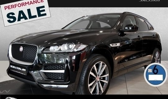 verkauft jaguar f pace 25d awd r sport gebraucht 2017. Black Bedroom Furniture Sets. Home Design Ideas