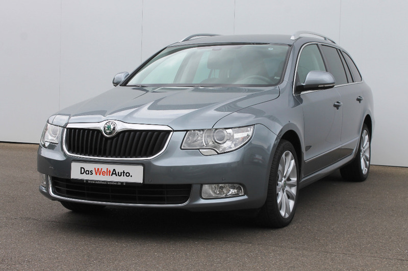 verkauft skoda superb 2 0 tdi 4x4 ahk gebraucht 2012. Black Bedroom Furniture Sets. Home Design Ideas