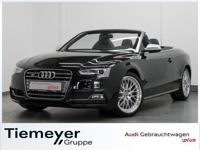 verkauft audi s5 cabriolet 3 0 tfsi q gebraucht 2014 km in bochum. Black Bedroom Furniture Sets. Home Design Ideas