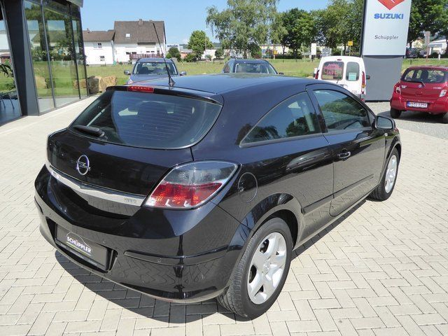 verkauft opel astra gtc 14 gtc edition gebraucht 2008. Black Bedroom Furniture Sets. Home Design Ideas