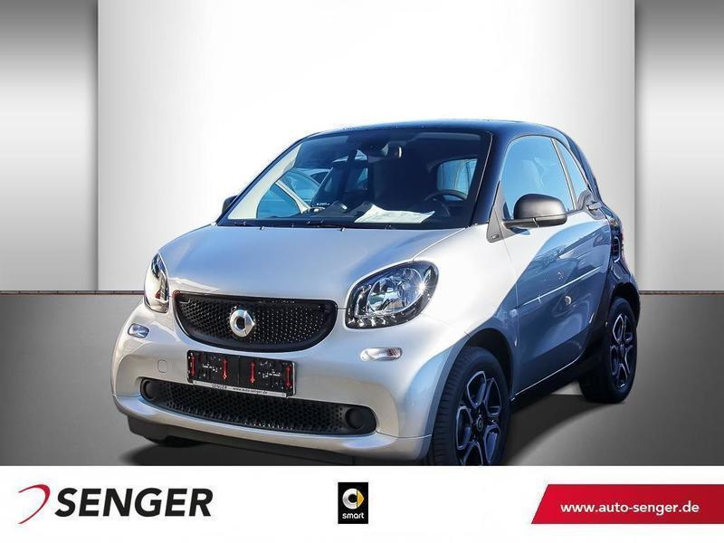 verkauft smart fortwo coup passion sl gebraucht 2017 km in wuppertal. Black Bedroom Furniture Sets. Home Design Ideas