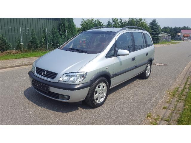 verkauft opel zafira 2 0 dti elegance gebraucht 2000 km in selsingen. Black Bedroom Furniture Sets. Home Design Ideas