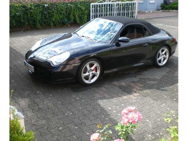 verkauft porsche 996 4s cabrio gebraucht 2003 km in ketsch. Black Bedroom Furniture Sets. Home Design Ideas