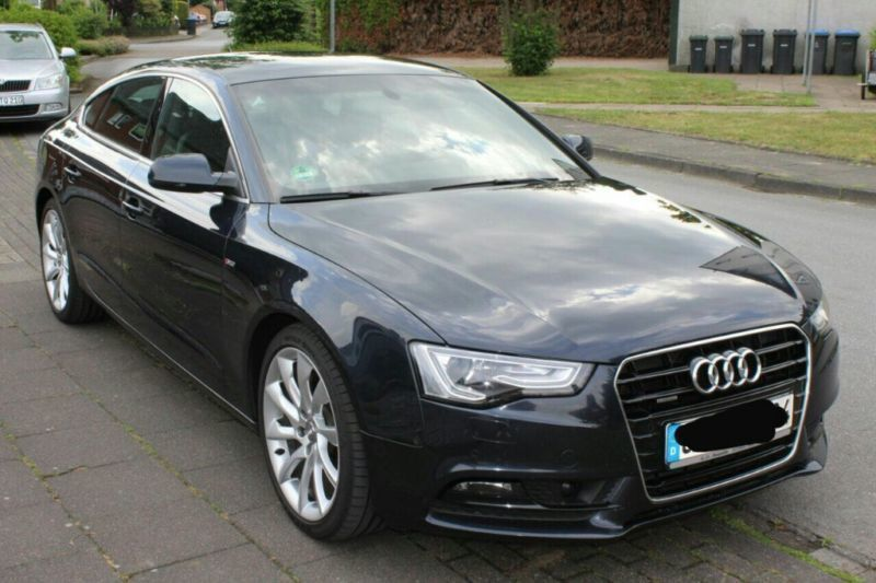 verkauft audi a5 3 0 tdi s line gebraucht 2012 km in versmold. Black Bedroom Furniture Sets. Home Design Ideas