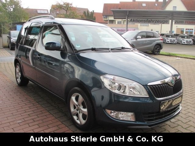 verkauft skoda roomster 1 2 tsi ambiti gebraucht 2013 km in wolfhagen. Black Bedroom Furniture Sets. Home Design Ideas