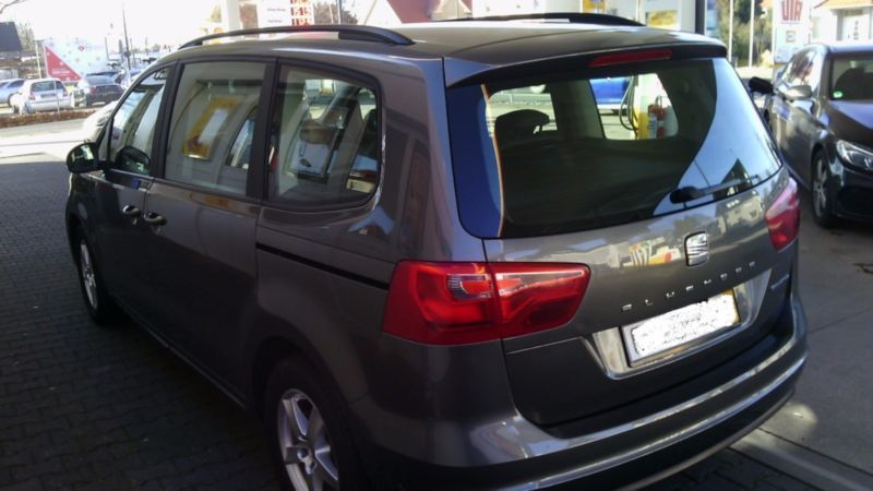 verkauft seat alhambra 2 0 tdi dsg s s gebraucht 2015 0 km in kerpen sindorf. Black Bedroom Furniture Sets. Home Design Ideas