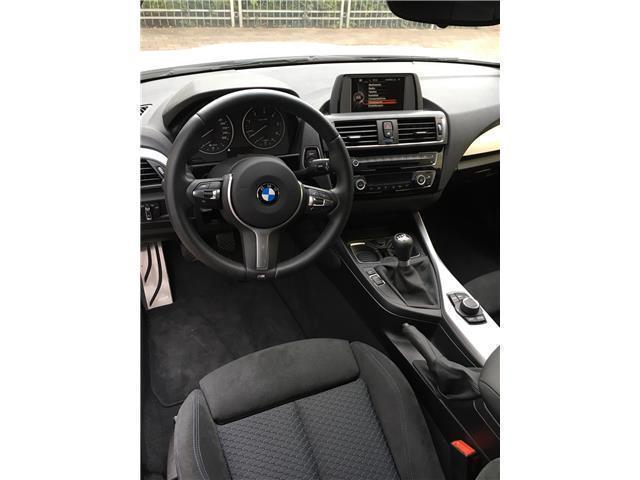 verkauft bmw 116 1er m sport gebraucht 2015 km in. Black Bedroom Furniture Sets. Home Design Ideas