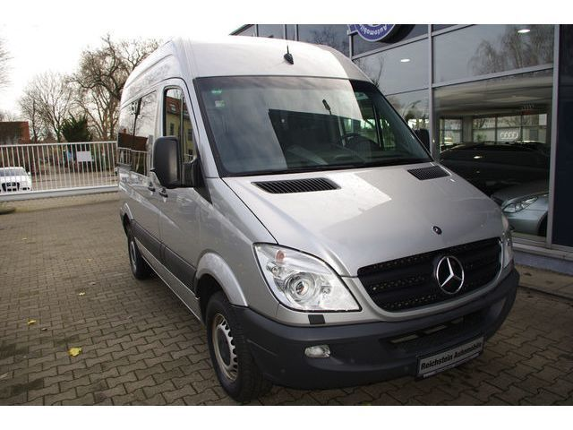 verkauft mercedes sprinter 313 cdi pri gebraucht 2010. Black Bedroom Furniture Sets. Home Design Ideas