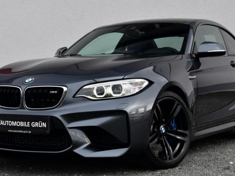 Verkauft Bmw M2 Automatik Navi Prof Le Gebraucht 2017 4395 Km In