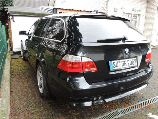 verkauft bmw 530 5er touring aut gebraucht 2005 km in niederkassel. Black Bedroom Furniture Sets. Home Design Ideas