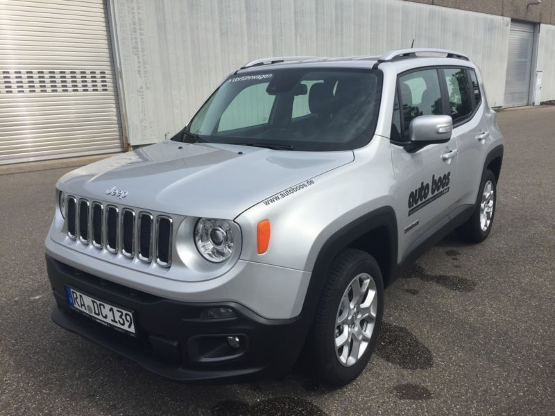 verkauft jeep renegade night eagle 4wd gebraucht 2016 km in haar. Black Bedroom Furniture Sets. Home Design Ideas