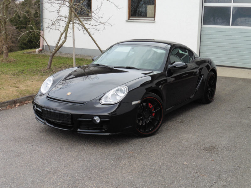 verkauft porsche cayman s gebraucht 2006 km in hunderdorf. Black Bedroom Furniture Sets. Home Design Ideas