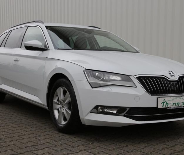 verkauft skoda superb ambition 4x4 gebraucht 2016 km in stendal. Black Bedroom Furniture Sets. Home Design Ideas