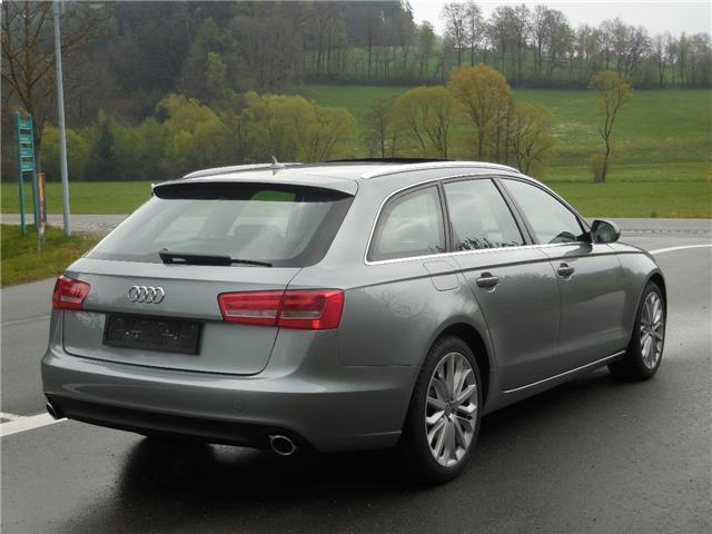 verkauft audi a6 avant 3 0 tdi panoram gebraucht 2012 km in ascha. Black Bedroom Furniture Sets. Home Design Ideas