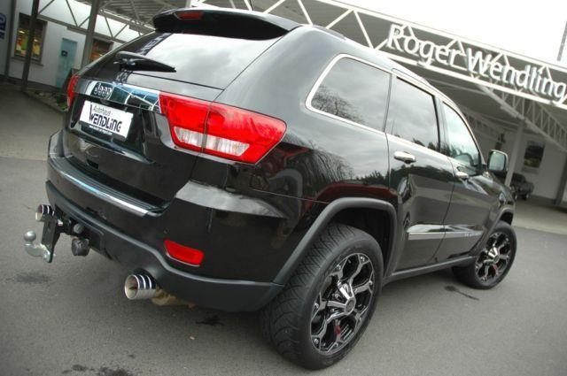 verkauft jeep grand cherokee overland gebraucht 2011 km in schweinfurt. Black Bedroom Furniture Sets. Home Design Ideas