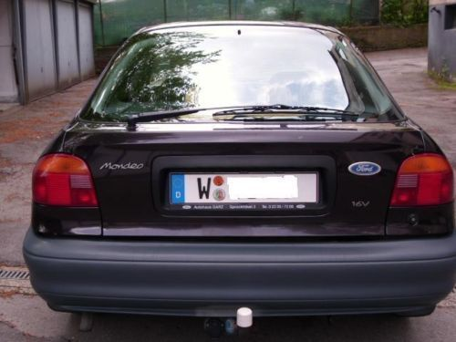 verkauft ford mondeo skylight gebraucht 1995 km in wuppertal. Black Bedroom Furniture Sets. Home Design Ideas