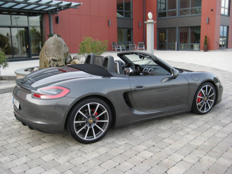verkauft porsche boxster s pdk gebraucht 2013 km in osterhofen. Black Bedroom Furniture Sets. Home Design Ideas