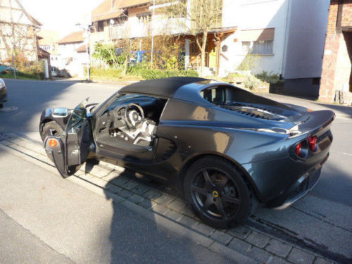 gebraucht 111 s lotus elise 2010 km in lohr main. Black Bedroom Furniture Sets. Home Design Ideas