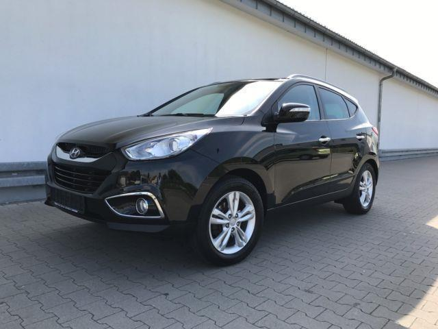 gebraucht 2 0 4wd automatik premium lpg mega voll hyundai ix35 2012 km in bickenbach. Black Bedroom Furniture Sets. Home Design Ideas