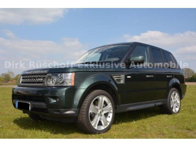 verkauft land rover range rover sport gebraucht 2011 km in pfullendorf gaisw. Black Bedroom Furniture Sets. Home Design Ideas