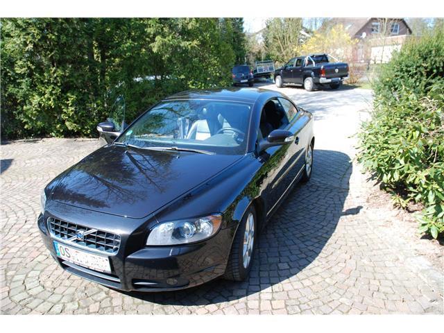 verkauft volvo c70 d5 aut summum gebraucht 2008 km in mannheim. Black Bedroom Furniture Sets. Home Design Ideas